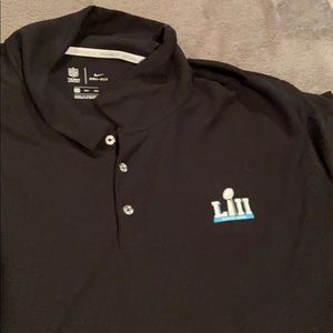 Nike Super Bowl LII 3XL Polo